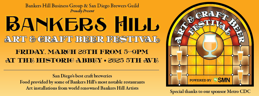 Book Cover Craft Beer Festival : Bankers hill hosts nd art and craft beer festival