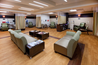 Saint Joseph's Hospital Atlanta Opens Nation's First Leading-Edge Recovery Lounge for Heart Patients