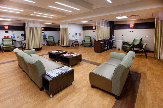 Inside SJHA's Transradial Heart Cath Recovery Lounge