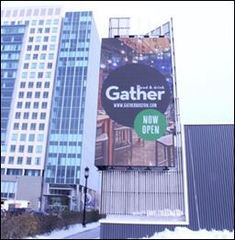 Creativity at the Center of Boston's New District Hall LED Displays