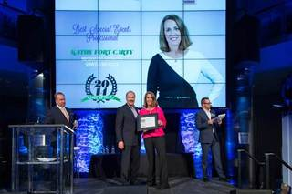 Destination Services (DSC) President Inducted into Colorado Meeting+ Events Hall of Fame