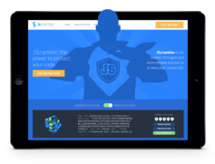 JScrambler, javascript protection homepage