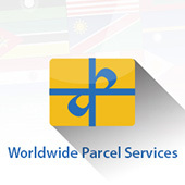 Worldwide Parcel Services, London, UK.