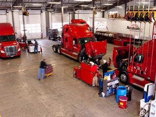 Nussbaum Transportation Opens New Headquarters and Maintenance Facility