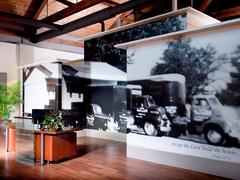 Nussbaum Headquarters Lobby