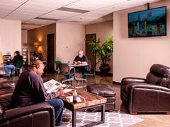 Nussbaum Headquarters Break Room