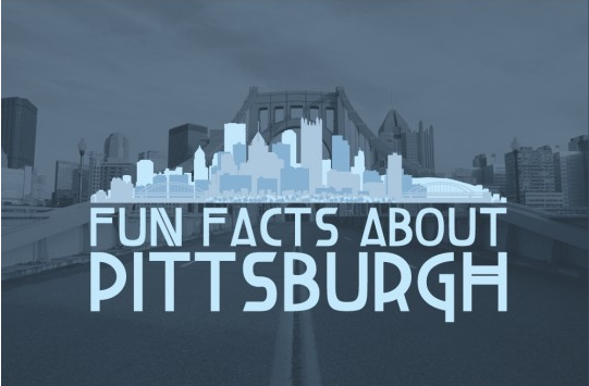 DoubleTree Pittsburgh Downtown: Fun Facts About Pittsburgh Infographic