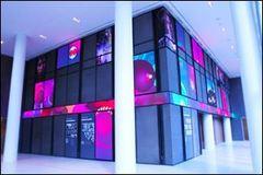 LED Media Mosaic