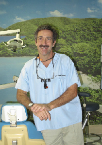 Baltimore dentist, Dr. Scott Hubert