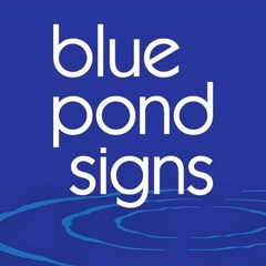 Blue Pond Signs Releases Infographic on Benefits of Signage for Local Businesses