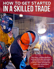 Tulsa Welding School Publishes White Paper on Careers in the Skilled Trades