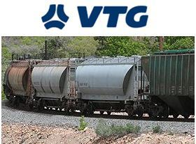 VTG Rail Adds Over 300 Jumbo Covered Hoppers for Use in Variety of Commodities