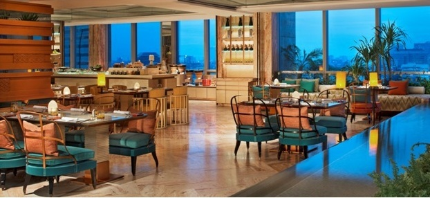 Modern Mexican Kitchen At Keraton At The Plaza, A Luxury Collection Hotel