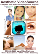 Complete Your Spa Training with Aesthetic VideoSource