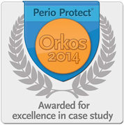 Orkos Award, by Perio Protect, LLC
