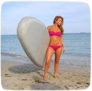 Saturn Inflatable SUP Paddle Board