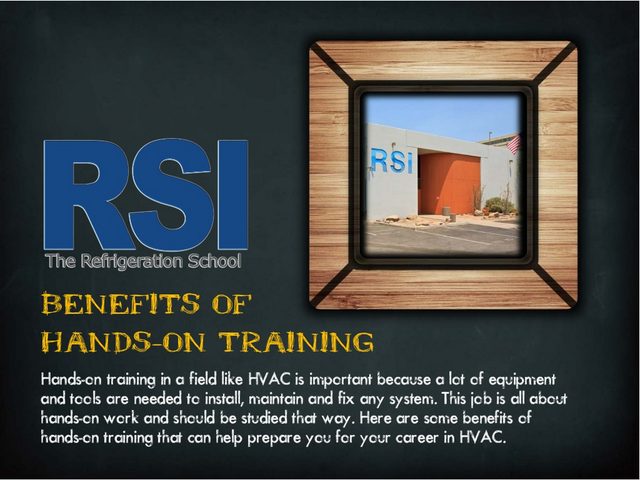 Refrigeration School Slide Show: Benefits of Hands On Training
