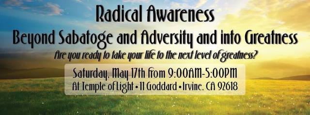 Phenomenal You - Radical Awareness