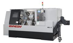 ASL-8 CNC Slant Bed Lathe<br /> 8&quot; Chuck, 4,000 RPM, A2 - 6 Spindle
