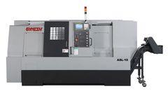 ASL-10/10L Slant Bed CNC Lathe<br /> 10&quot; Chuck, 3,500 RPM, A2 - 8 Spindle
