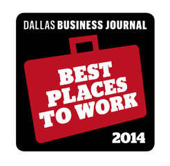 Frontline Source Group – Temporary Staffing Agency - Named 2014 Best Places to Work by Dallas Business Journal