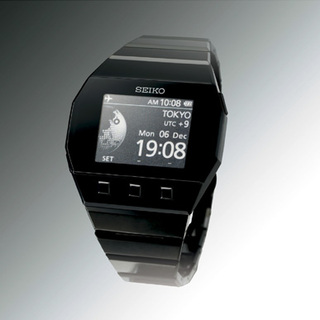 Freedom Watches announce Seiko Watches new Electronic Ink or EPD watch