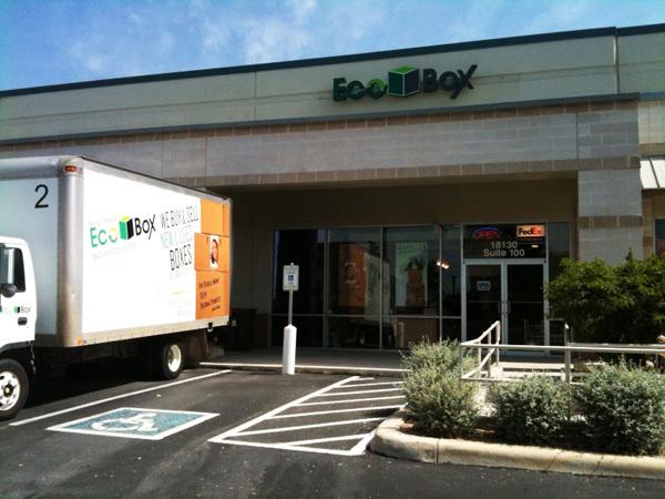 Ecobox 18130 US Hwy 281N San Antonio, TX