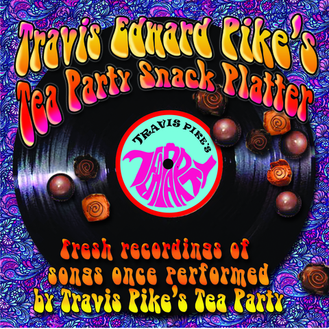 Tea Party Snack Platter CD Cover