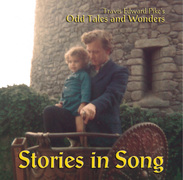 Stories in Song CD Cover featuring 2-year-old Adam Pike and 24-year-old Travis Pike in 1968.