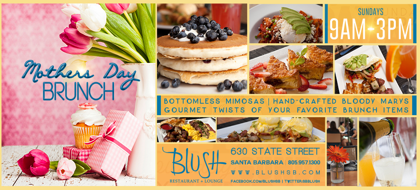 Treat Mom To Mothers Day Brunch In Santa Barbara