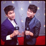 Steel Brothers on the Red Carpet