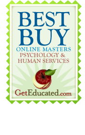 Best Buy Online Masters Degree in Psychology and Human Services