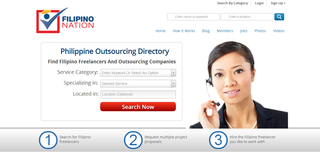 Filipino Nation Launched; Makes Outsourcing to the Philippines Easier