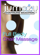 Full Body Chair Massage Online Massage Continuing Education Course