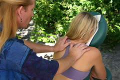 Online Full Body Chair Massage Training Course
