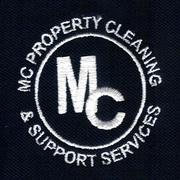 MC Property Cleaning - Embroidery example
