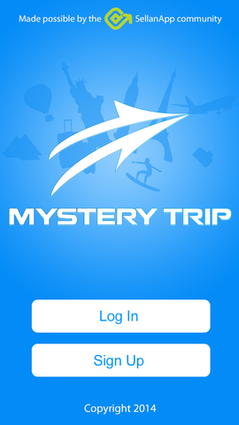 Create your very own Mystery Trip and share with friends and other Mystery Trippers