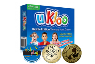 uKloo Named Finalist for ASTRA 2014 Best Toys For Kids