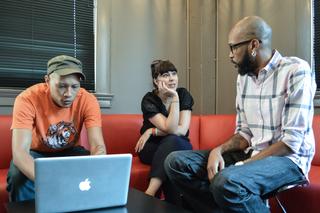 Diverse Creative Studio Heavy Heavy Fostering San Antonio Tech