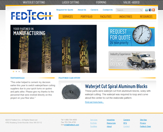 FedTech Launches New Web Site Design