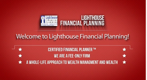 Lighthouse Financial Planning's video outlines the companies services and offerings.