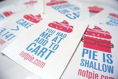 Not Pie