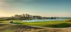 Landscape Park Hyatt Abu Dhabi