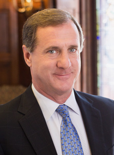 Lawrence Cohan, President of the Philadelphia Trial Lawyers Association and partner at Anapol Schwartz.