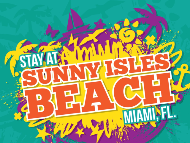 Maximize your vacation with a stay in Sunny Isles Beach.