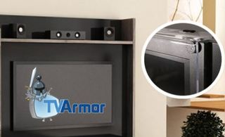 TV Armor Gets New Patent For Protective TV Enclosure