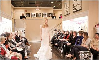 Charity Fashion Show & Sample Sale at Soliloquy Bridal Couture