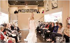 Charity Fashion Show Sample Sale at Soliloquy Bridal Couture