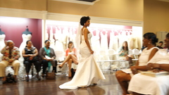 Couture wedding dress sample sale
