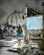 Miami photographer Brian Smith Wins PDN's The Curator Award for Fine Art photography of Haiti.